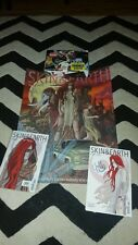 LIGHTS SKIN & EARTH ISSUE 1 COVER A + B (SIGNED) + SIGNED SDCC POSTER!