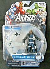 Hasbro Marvel Avengers Assemble SHIELD Gear Jet Armor Nick Fury -- New! Lot 9