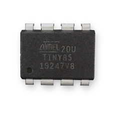 Attiny85-20pu Atmel Microcontroller AVR Tiny Dip-8