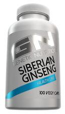 GN Laboratories Siberian Ginseng Extract Health Line 100 Kapseln +Geschenk