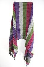 LADIES COLORFUL SPOTTED DESIGN WINTER INSPIRED ELEGANT PASHMINA SCARF(MS32)