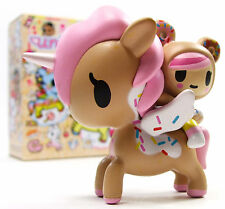 "Tokidoki UNICORNO SERIES 5 SOULMATES 3"" Mini Vinyl Figure Blind Box Donutella"