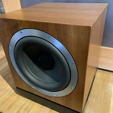 "B&W DB1 Sub Subwoofer Bowers & Wilkins,Dual 12"" Driver In Excellent Working Cond"