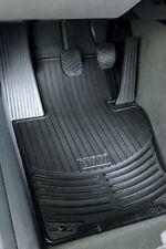 BMW Black Rubber Floor Mats 2000-2006 325Ci M3 Convertible FRONT 82550151194