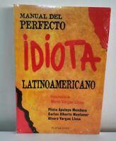 Libro Manual del Perfecto Idiota Latinoamericano por Mario Vargas Llosa