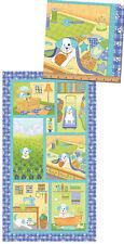 "1 Fabric Panel - Joey's Diary Puppy Dog Fabric Panel - 24"" x 44"" - 1445-50"
