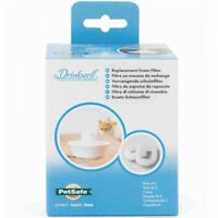 Drinkwell Replacement Foam Filter 2 Pack for Avalon, 360 & Pagoda PAC1914089