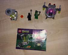 LEGO TMNT Teenage Mutant Ninja Turtles Kraang Lab Escape 79100 100%