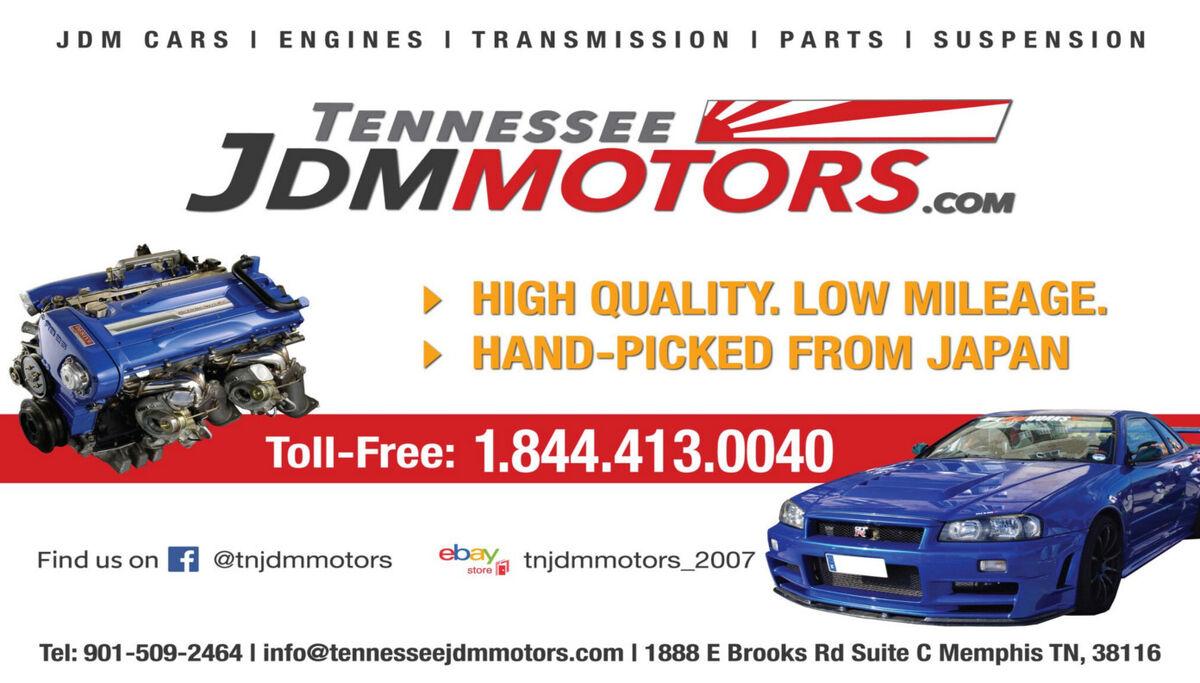 Tennessee JDM Motors