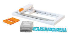 Fiskars AdvantEdge Punch System Starter Set Decorative Borders Crafts Scrapbook
