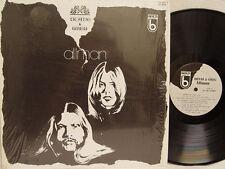 DUANE & GREG ALLMAN - S/T LP (RARE US Press on BOLD, pre-Allman Brothers Band)