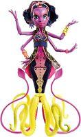 Mattel Monster High DHB49 - Modepuppen, Das Große Schreckensriff, Kala Merri Neu
