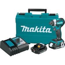 Makita XDT14R 18V LXT Compact Brushless Quick-Shift 3-Speed Impact Driver Kit