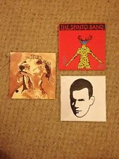 The Spinto Band cd single x 3 Oh Mandy Did I Tell You Nicely Done