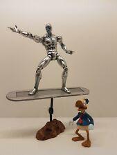 Silver Surfer Marvel Legends Toy Biz Actionfigur Howard the Duck