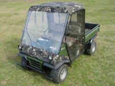 Kawasaki Mule 2500 2510 UTV Full Cabin Cab Enclosure - Custom Made to Order