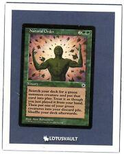 MTG - Portal: Natural Order [LV2591]