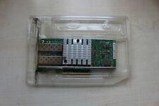 0VFVGR Dell X520-DA2 Dual Port DP 10Gbe 10 Gigabite Ethernet Network Card - NEW1