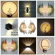 LED  Wandlampe Wandleuchte Up and Down Wand Deckelampe Lampe Strahler Innen
