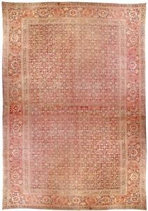 Antique T a b r i z Carpet BB2181