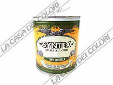 LECHLER - SYNTEX LUCIDO - TINTE RAL - 0,750 lt - SMALTO SINTETICO