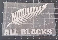 Patch Logo Maillot rugby All Blacks Nouvelle-Zélande Jonah Lomu Flocage
