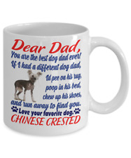 Chinese Crested dog,Crested,Puff,Chinese Cresteds,Chinese Crested,Cup,Gift ,Mug