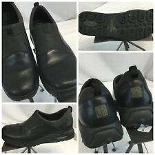 Cole Haan Air Slip On Shoes Sz 9 Men Black Leather EUC YGI I9S-51