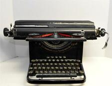 ANTIQUE LC Smith & Corona Typewriter No.8 18in  STEAMPUNK TYPEWRITER