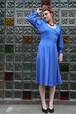 Valditivere Firenze Damen Kleid 70er True VINTAGE 70´s women dress long italy