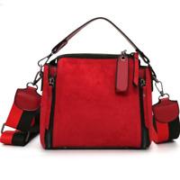 Women Handbag Leather Messenger Shoulder Bag Lady Tote Purse Crossbody SEE VIDEO
