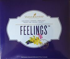 YOUNG LIVING Essential Oils - Feelings Kit - Essential Oil Collection - NEW