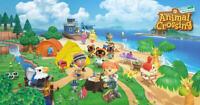 Animal Crossing: New Horizons (Nintendo Switch DIGITAL, 2019) Reedem code