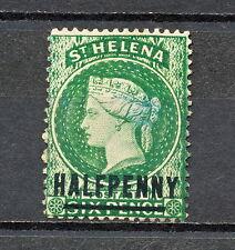 (NNAL 052) St Helena 1884 MNG