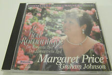 Le Lied Romantique Margaret Price Forlane (CD Album 1994) Used Very Good