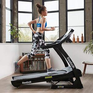 Treadmill Cardio Machines Fitness Cardio Running Machine ZR8 2 HP Motor