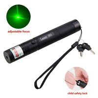 10mile Military Green Laser Pointer Lights Pen Lazer Beam Professional 1mw 532nm