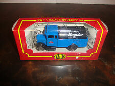 Corgi---Cameo---The Village Collection---Diecast Amoco Oil---Lead Free---Blue