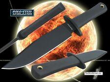 Messer Fahrtenmesser Cold Steel Recon Scout carbon steel Secure-Ex CS39LRST
