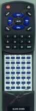 Replacement Remote for TOSHIBA DVR670