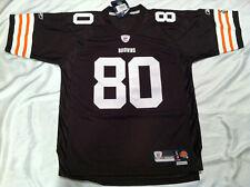 Authentic Reebok Cleveland Browns Kellen Winslow #80 NWT Jersey size LG +2
