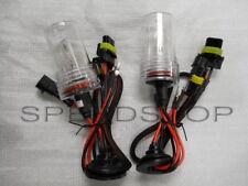 h11 6000k 6k 6,000k 35W Slim AC Ballast HID Conversion Kit xenon headlight