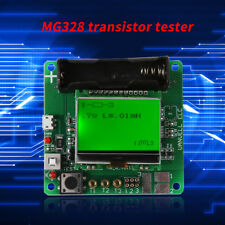 New Version Inductor Capacitor ESR meter MG328 multifunction Digital Tester coi
