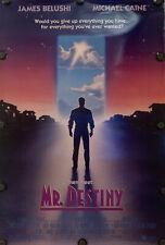 "MR. DESTINY Original DS/Rolled 27"" x 40"" Movie Poster - 1990"