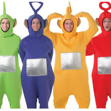 Official Teletubbies Adult Fancy Dress Book Week BBC TV Mens Ladies Fun Costume