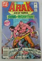 Arak Son of Thunder  #17 (January 1983, DC Comics) Death in Byzantium