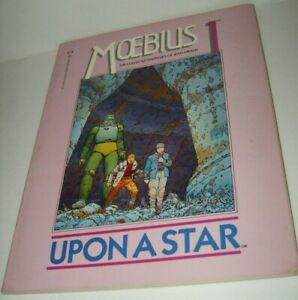 EPIC GRAPHIC NOVEL MOEBIUS 1 UPON A STAR THE COLLECTED FANTASIES JEAN GIRAUD