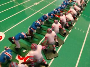 Tudor Electric Football Houston Oilers - Silver and Blue Helmets