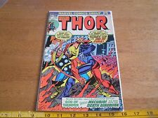 Thor 208 Bronze Age 1970's comic VG+ Mercurio