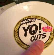 "DJ RITCHIE RUFTONE - Practice Yo! Cuts Vol 1 & 2 Remixed - Vinyl (7"") - White"